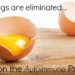 The Autoimmune Paleo Protocol: Eggs
