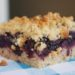 AIP Blueberry Crumb Bars (Egg free, Low-carb)