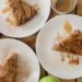 Paleo Maple Caramel Apple Cake (Nut-free)
